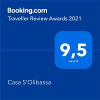 Casa S'Olibassa, hotel in La Mola