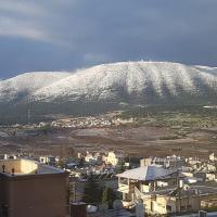 נוף הר מירון