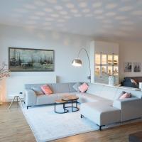 Modern 3-room apartment close to the Scheveningen beach