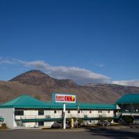 Scott's Inn & Restaurant, hotel in Kamloops