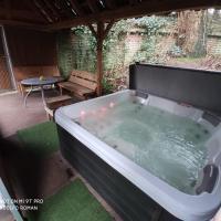 Wellness bungalow Veluwe
