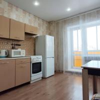 Однокомнатная квартира для отдыха и командировок, отель в Майма-Чергачаке