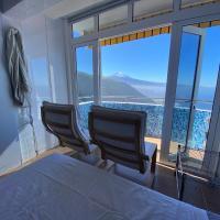Apartamento Privado frente al Atlántico, hotel en La Matanza de Acentejo
