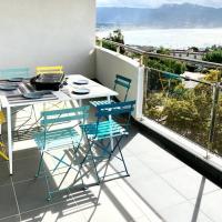 Appartement spacieux - Terrasse vue mer, au soleil
