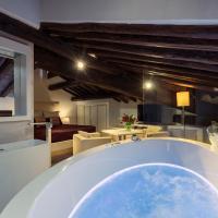 Gigli D'Oro Suite, hotel en Navona, Roma