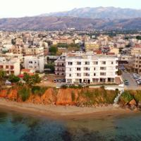 Klinakis Beach Hotel, hotel in Nea Hora, Chania Town