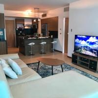 Luxurious & Large Condo with fantastic views 80M2
