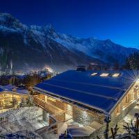 Armancette - Les chalets de Chamonix, hotel in Chamonix