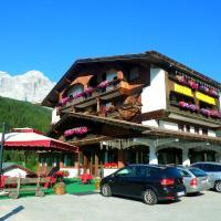 Hotel Corona, hotel in Val di Zoldo