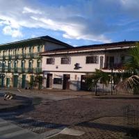 Hotel Tahami, hotel in Sonsón