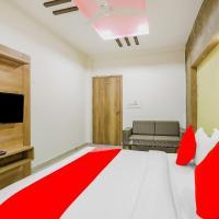 OYO 67127 Hotel Surya Palace, hotel in Rājpīpla