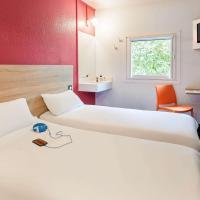 hotelF1 Saint Etienne, hôtel à Saint-Étienne