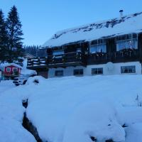 Chalet with 3 bedrooms in BansurMeurtheClefcy with wonderful mountain view furnished garden and WiFi 500 m from the slopes, hôtel à Ban-sur-Meurthe-Clefcy