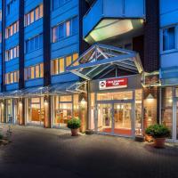 Best Western Plus Delta Park Hotel, מלון במנהיים