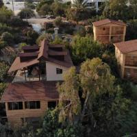KARABİBİK BUNGALOW, отель в Демре