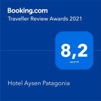 Hotel Aysen Patagonia, hotel in Puerto Aisén