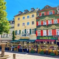 Hotel Alte Laterne, hotel in Baden-Baden