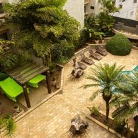 Caruaru Pallace Hotel, отель в городе Каруару
