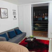 Hermoso Apartamento, aire acondicionado y Wifi.
