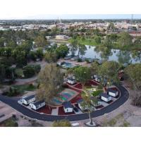 Discovery Parks - Mildura, Buronga Riverside, hotel em Buronga