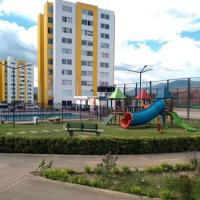 Habitación en trébol apartamentos