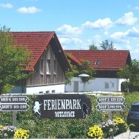 Ferienhaus Bayern am Ferienpark Westerncity