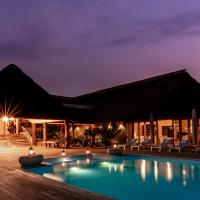 Lions Valley Lodge, hotel in Nambiti Private Game Reserve