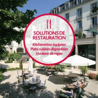CERISE Luxeuil Les Sources, hotel in Luxeuil-les-Bains