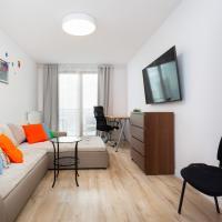 Apartment Warsaw Wola Kasprzaka by Renters