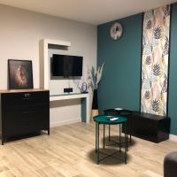 Studio cozy neuf