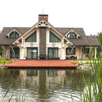 Aletovic Pond and Pool House