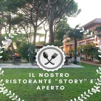 Hotel & Restaurant Storyville, hotell i Cinquale