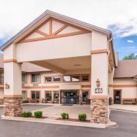 Magnuson Grand Pikes Peak, hotel in Manitou Springs