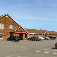 Traveller's Inn Prince Edward Island, hotel em Summerside