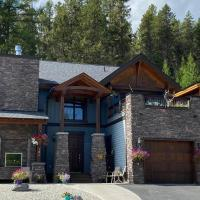 Logue's Lodge, 5 bedroom chalet, walk to the lifts