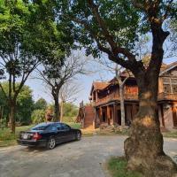 Mộc Villa Ba Vì, hotel in Hanoi