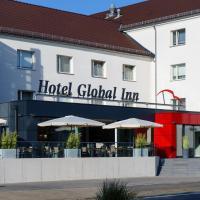 Hotel Global Inn, hotel en Wolfsburg