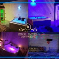 Royal Hotel Montevergine, hotell i Ospedaletto d'Alpinolo
