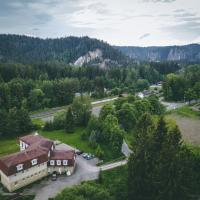 Hotel Adršpach Garni – hotel w Adršpach