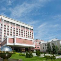 Президент-Отель, отель в Минске