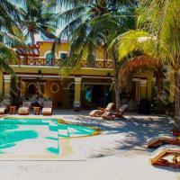 Esciros, hotel en Chicxulub