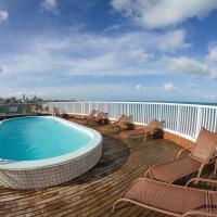 Suíte ao mar de Manaíra no Intercity por Carpediem, hotel in Manaira, João Pessoa