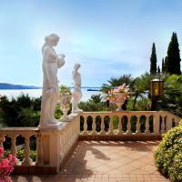 Hotel Ville Montefiori, hotel in Gardone Riviera