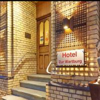 Hotel Zur Wartburg, hotel in Rheda-Wiedenbrück