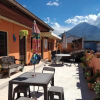 Hospedaje El Viajero Antigua, hôtel à Antigua Guatemala