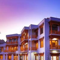 Hotel Trikaya Ladakh