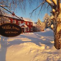 Willa Armas, hotel in Övertorneå