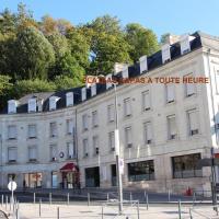 The Originals City, Hôtel Continental, Poitiers (Inter-Hotel), hotel near Poitiers-Biard Airport - PIS, Poitiers