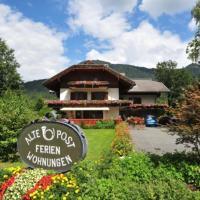 Ferienhof Alte Post, hotel in Weissbriach