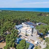 Marena Wellness & Spa, hotel in Międzywodzie